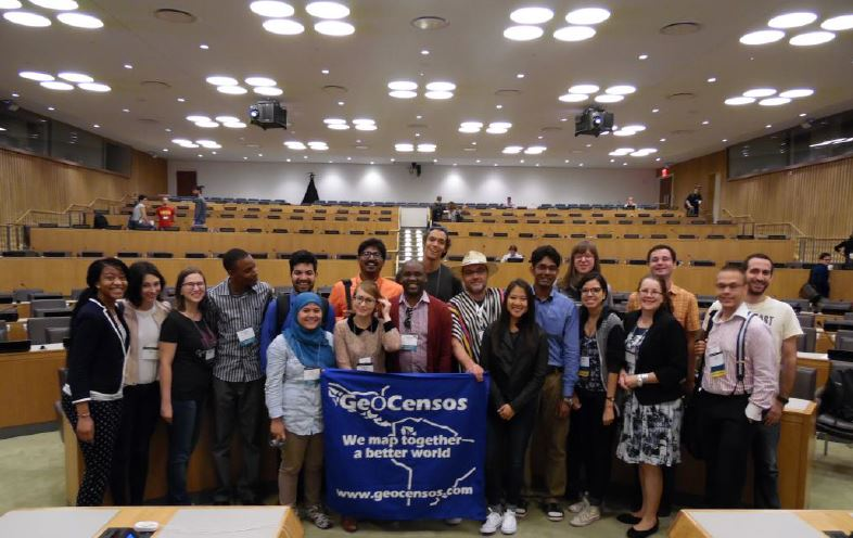 GeoCensos at the United Nations