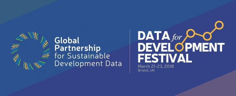 Data Festival banner